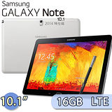 Samsung GALAXY Note 10.1 2014  P6050 3G/LTE版 16G 平板電腦【隕石黑】 送音源藍芽接收器+ONPRO6000mAh行動電+16G卡+專用保護貼+雙面保護套