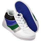 GOG高哥隱形增高鞋旅遊系列3325亮色板鞋增高6.5cm(2013-11)