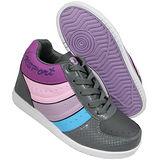 GOG高哥隱形增高鞋女鞋系列M126彩條女鞋增高6.5cm(2013-11)