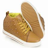 GOG高哥隱形增高鞋女鞋系列M257時尚中幫女鞋增高8.0cm(2013-11)
