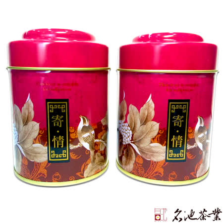 【名池茶業】大禹嶺手採高山茶葉8罐組-青茶(茗門舞極款)