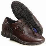 GOG高哥隱形增高鞋夏冬系列412573軟面涼鞋增高6.0cm(2013-11)