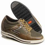 GOG高哥隱形增高鞋夏冬系列512635特高透氣板鞋增高7.0cm(2013-11)