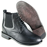 GOG高哥隱形增高鞋夏冬系列512658荔紋中幫鞋增高8.0cm(2013-11)