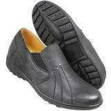 GOG高哥隱形增高鞋休閑系列T611608細紋松緊休閑增高6.0cm(2013-11)