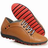 GOG高哥隱形增高鞋休閑系列912119靓色時尚鞋增高6.0cm(2013-11)