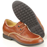 GOG高哥隱形增高鞋休閑系列31391擦色繞線英倫鞋增高6.5cm(2013-11)