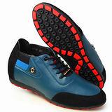 GOG高哥隱形增高鞋休閑系列53532相拼休閑鞋增高6.5cm(2013-11)