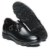 GOG高哥隱形增高鞋休閑系列53565打蠟皮休閑鞋增高8.0cm(2013-11)