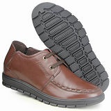 GOG高哥隱形增高鞋休閑系列212428軟面休閑鞋增高6.0cm(2013-11)