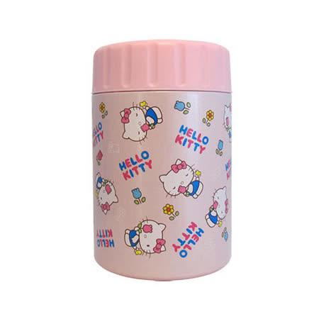 Hello Kitty真空保溫罐400ml,KV-8806