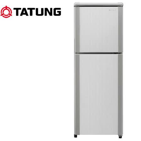 TATUNG大同 140L雙門冰箱TR-B240S-GS 送安裝