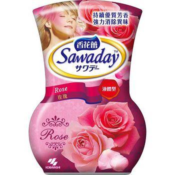 香花蕾液體芳香劑-玫瑰香350ml