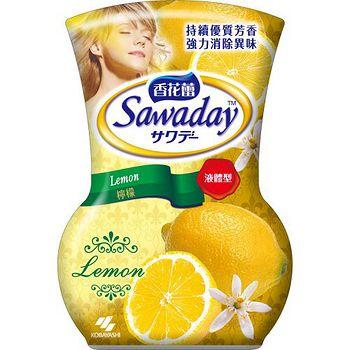 香花蕾液體芳香劑-檸檬香350ml