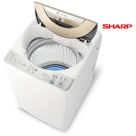 SHARP夏普11KG無孔槽洗衣機ES-ASD11T