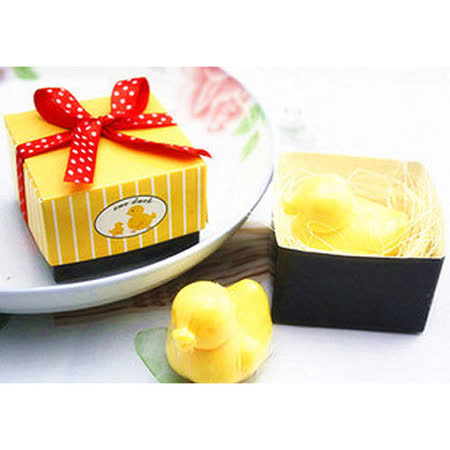【PS Mall】迷你香皂系列--金色小鴨香皂_2個 (J1069)