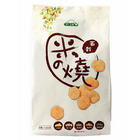 [統一生機]五穀米の燒(112g)