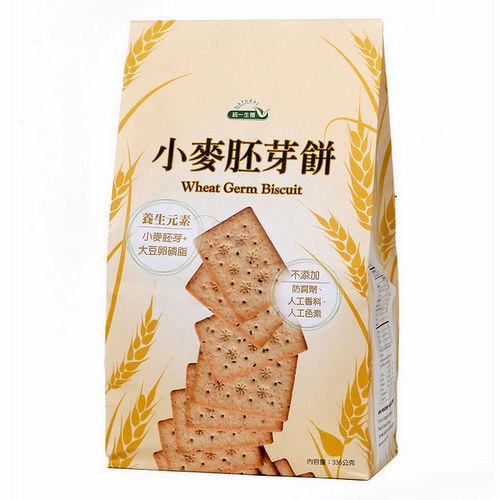統一生機 小麥胚芽餅 336g
