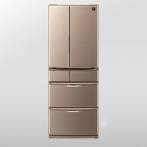 SHARP 夏普 SJ~XF50X~T  501公升 ^(1級^) 六門環保冰箱 ^(含