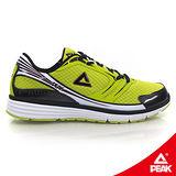 【PEAK 匹克】男運動常規慢跑鞋-果綠/正黑 R1108102