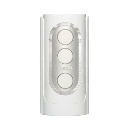【超商取貨】TENGA FLIP HOLE 致命武器重複使用體位杯 白色(THF-001)