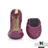 BUTTERFLY TWISTS - ALEXANDRA   可折疊扭轉芭蕾舞鞋-蘭花紫