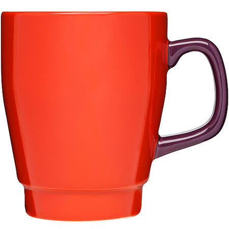 《SAGAFORM》POP馬克杯(紅)