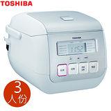 TOSHIBA 東芝 3人份微電腦電子鍋 RC-5MSGN