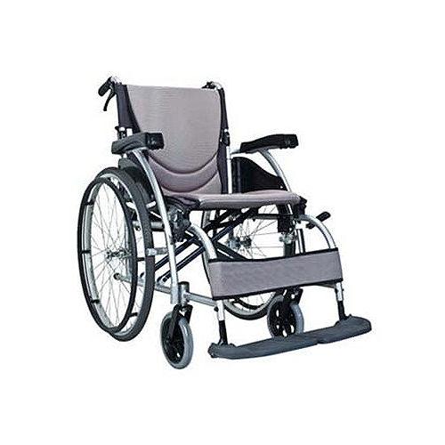 ~ 醫療~康揚鋁合金手動輪椅 舒弧105.2 KM1500.4