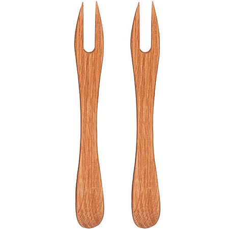 《SAGAFORM》橡木餐叉(2入)