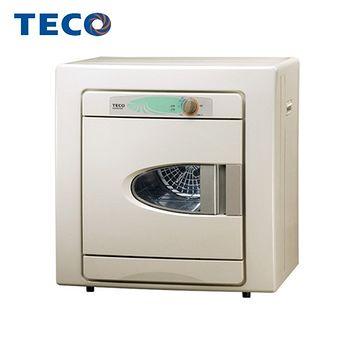 東元6kg乾衣機QD6581NA含配送到府+標準安裝