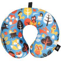 《DQ》緩衝顆粒護頸枕(動物森林)