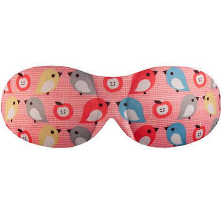 《DQ》3D舒壓眼罩(啾啾鳥)