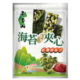 元本山海苔堅果夾心紅麴南瓜子風味60g