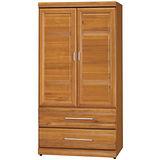 HAPPYHOME 尚麗3x6尺香檜衣櫥127-1可選色