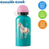 【美國Crocodile Creek】環保兒童不鏽鋼水瓶(公主小馬)