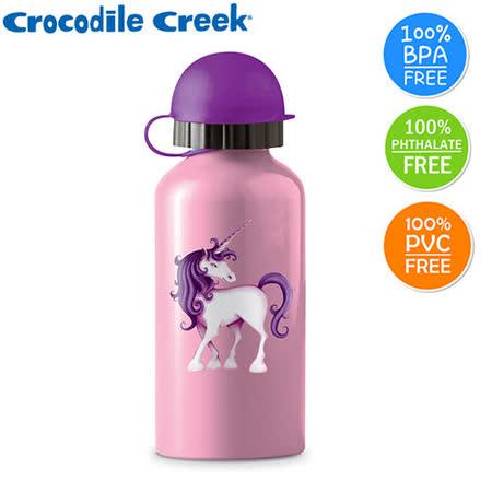【美國Crocodile Creek】環保兒童不鏽鋼水瓶-獨角獸
