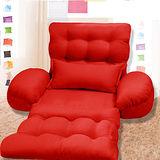 【芬琪】扶手沙發床(超大型單人)送抱枕