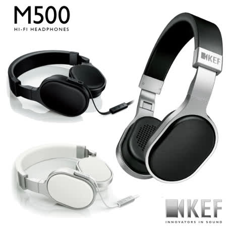 英國 KEF M500 Hi-Fi 耳罩式耳機