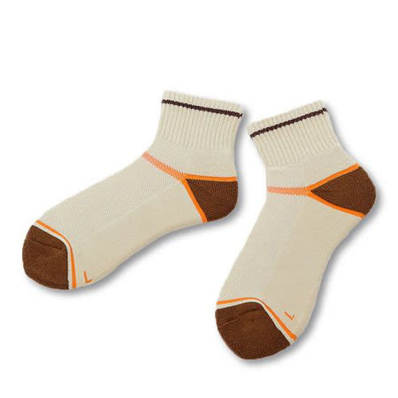 (任選)Footer健康除臭襪_KIDS兒童除臭襪3(F兒童3-黃)