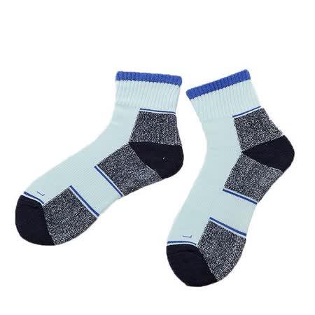 (任選)Footer健康除臭襪_KIDS兒童除臭襪7(F兒童7-青綠)