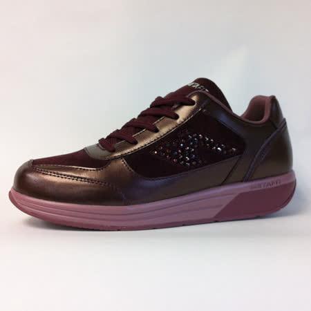 METAFIT時尚健康鞋METAFIT-C-3-BURGUNDY