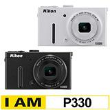 Nikon COOLPIX P330 F1.8光圈廣角夜拍機(公司貨)-加送16G記憶卡+專用鋰電池+專用座充+清潔組+小腳架+讀卡機+保護貼+原包