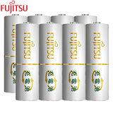日本Fujitsu富士通 低自放電充電電池組(內附3號8入)