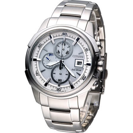 星辰 CITIZEN Eco Drive 傳奇武士腕錶 CA0370-54A