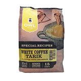 【貓頭鷹】 二合一拉白咖啡-375g  5袋入組