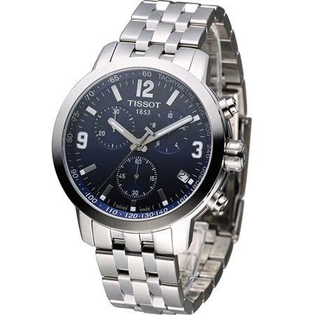 天梭 TISSOT PRC-200 計時運動錶 T0554171104700