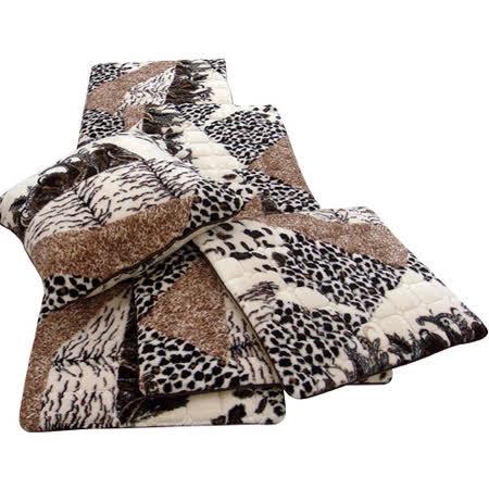【范登伯格】琥珀☆舒壓防滑沙發墊-1+2+3人+抱枕一組