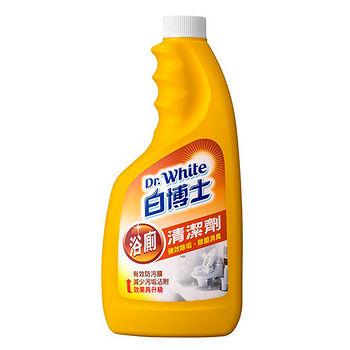 白博士浴廁清潔劑重裝瓶600g