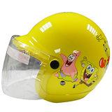 兒童安全帽-海綿寶寶小雪帽-K856F